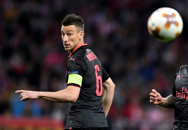 Arsenal, Laurent Koscielny heureux de son retour :