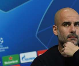 Hoeness says that Guardiola has an easy time signing players. AFP