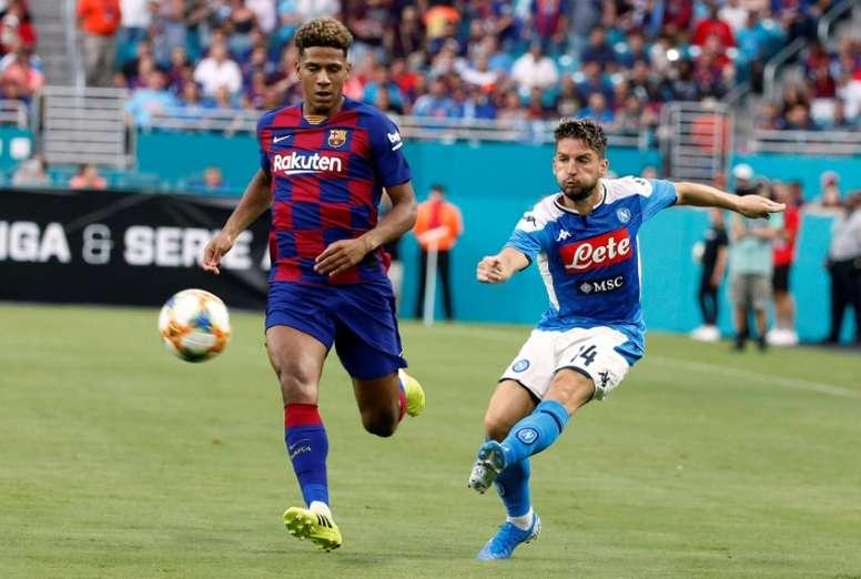 Monaco want him. AFP