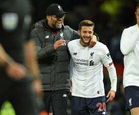 Leicester veut récupérer un joueur de Klopp. AFP