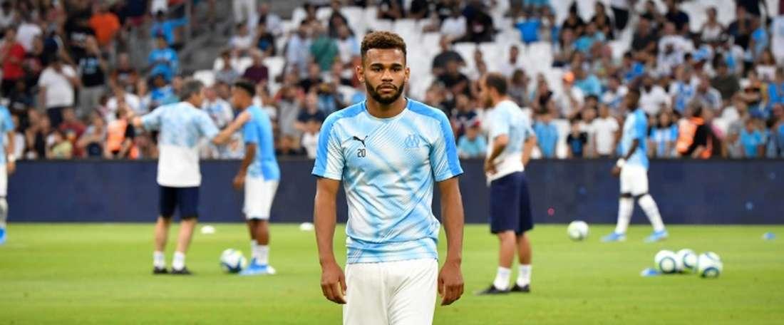 Marseille prête à nouveau Rocchia à Sochaux. AFP