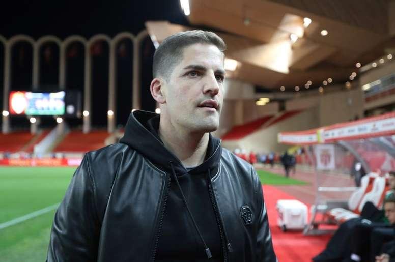 À Monaco, Moreno est déjà devenu pragmatique. AFP