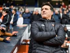 Lorient voit ses poursuivants se rapprocher. AFP