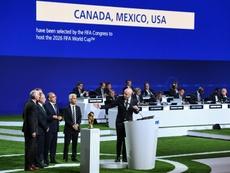 Fair-play malgré la déception. AFP