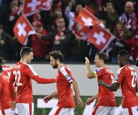 El Luzern espera que se jugador siga rindiendo en el equipo. AFP
