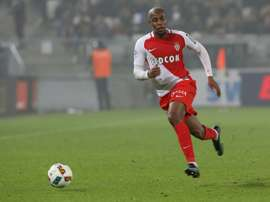Sidibe extends his contract for five more years. AFP