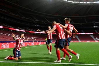Confira as prováveis escalações de Atlético de Madrid e Osasuna. DUGOUT