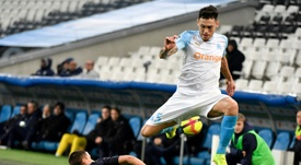 Sergi Palencia réalise une bonne saison à Bordeaux. AFP