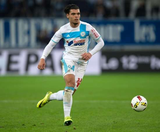 Rekik a évoqué son passage à Marseille. AFP
