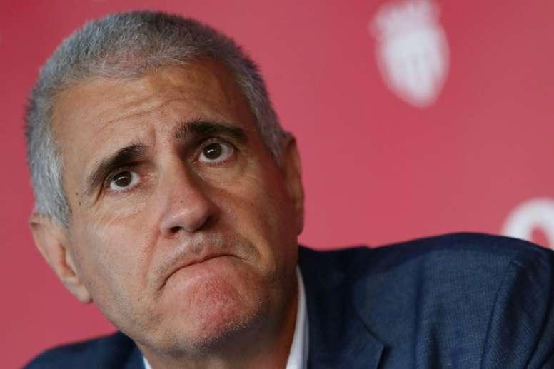 Antonio Cordón deja Ecuador. AFP