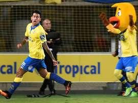 Araujo pourrait rebondir en Serie A. AFP