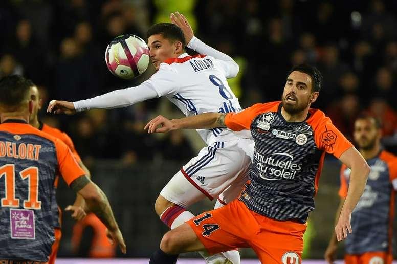 Le Tallec, retour gagnant en Ligue 1. AFP