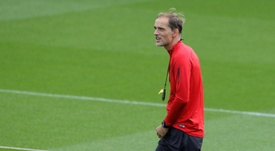 Tuchel, le favori du Bayern et de United. AFP