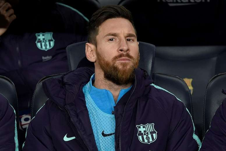 Messi is easily the highest earning footballer in the world. AFP
