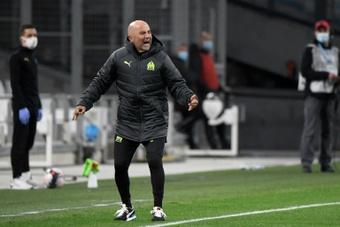 No Marseille, Sampaoli quer a contratação de jóia da seleção sub-20. AFP