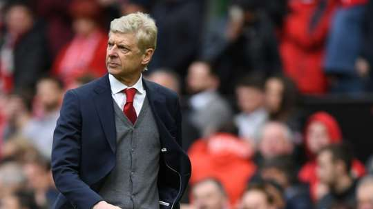 Arsene Wenger could have been the neww Fulham manager. AFP