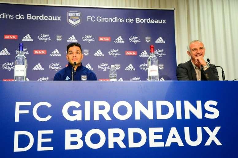 Ben Arfa, derby Lille-Lens et huis clos au menu de la 7e journée. afp