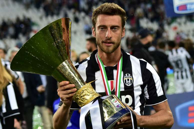 Claudio Marchisio. AFP