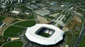 Escalações oficiais de Lyon e Juventus. AFP