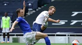 Suspendido el Leyton Orient-Tottenham de la EFL Cup. AFP