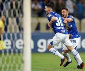 Le championnat brésilien est serré. AFP