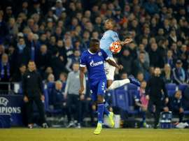 Manchester City v Schalke: Preview and possible line-ups. AFP