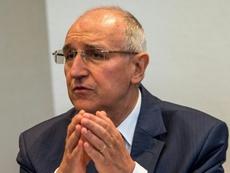 Le préfet du Pas de Calais Fabien Sudry à Troisvaux le 3 août 2017. AFP