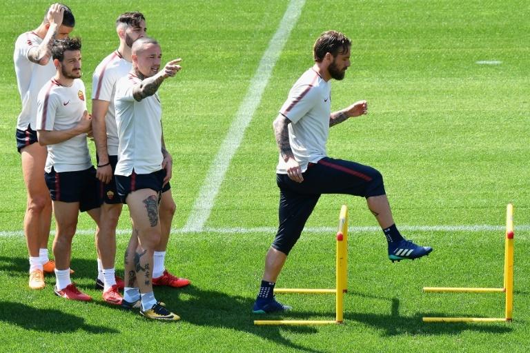 Liverpool de Sadio Mané affronte l'AS Roma ce mardi — Demi-finale LDC