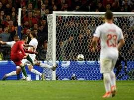 Une menace chorale face au soliste Ronaldo ? AFP