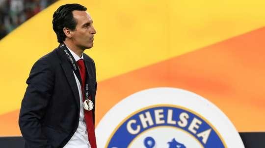 Le plan d'Emery pour rendre sa splendeur à Arsenal. AFP