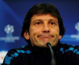 El Milan sigue buscando refuerzos. AFP