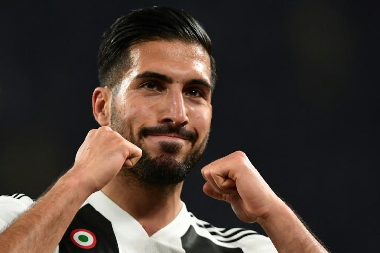 Emre Can está en el radar del Borussia. AFP