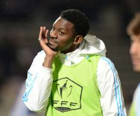 Abou Diaby appears to have sustained another injury. BeSoccer