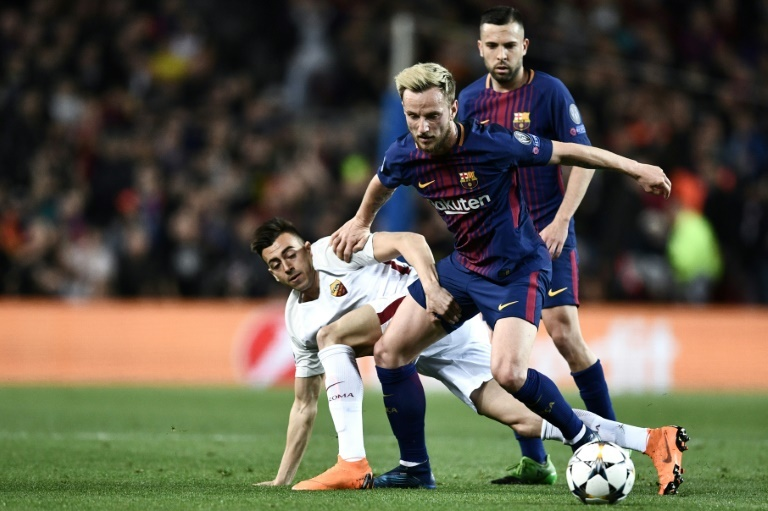 Bartomeu s'excuse après l'élimination — AS Roma-Barça