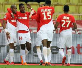 Monaco soma nova goleada. AFP