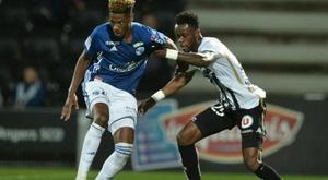 Abdoulaye Bamba prolonge. AFP