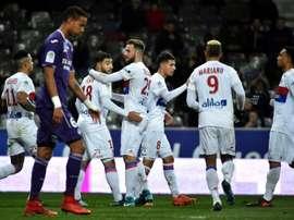El club de Lyon persigue a un joven de la cantera del Stade Lavallois. AFP