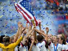 La France 4ème du classement FIFA. AFP