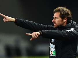 Português não foi feliz. AFP