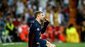El Bayern quiere cerrar la Liga cuanto antes. AFP