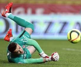 El Girondins de Burdeos ha asaltado el feudo monegasco. AFP
