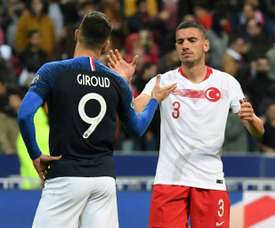 Demiral could have ended up at Manchester United. AFP