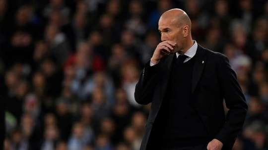 Camavinga ne serait qu'un plan B pour Zidane. AFP