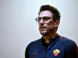 Di Francesco may be forced to get creative. AFP