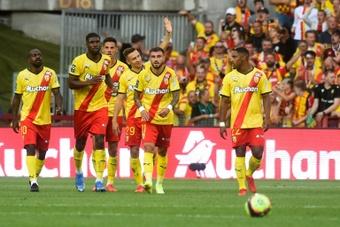 Lens s'offre le champion de France. AFP