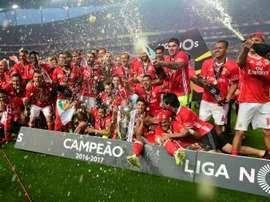 Como vem sendo hábito, esperam-se saídas de alguns elementos importantes do plantel do Benfica. AFP