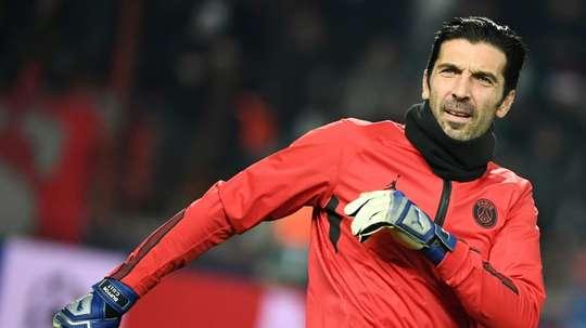 Buffon deu a sua opinião. AFP