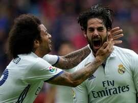 Real Madrid bateu o Deportivo por 2-6. AFP