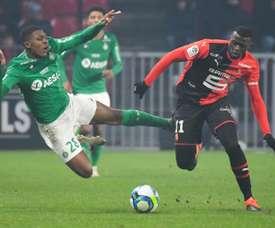 Saison terminée pour Zaydou Youssouf. AFP