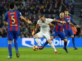 Toljan ha despertado el interés de Real Madrid y Barcelona. AFP